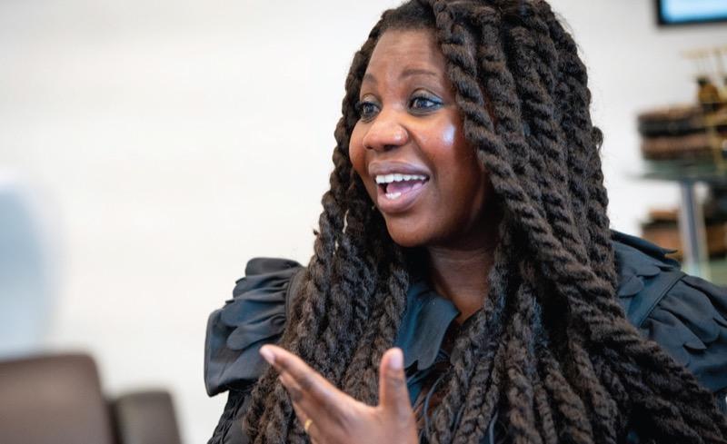 The Inspiring Story Of Charlotte Mensah