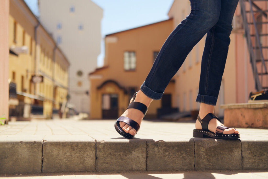 How to Style Sandals For Any Occassion