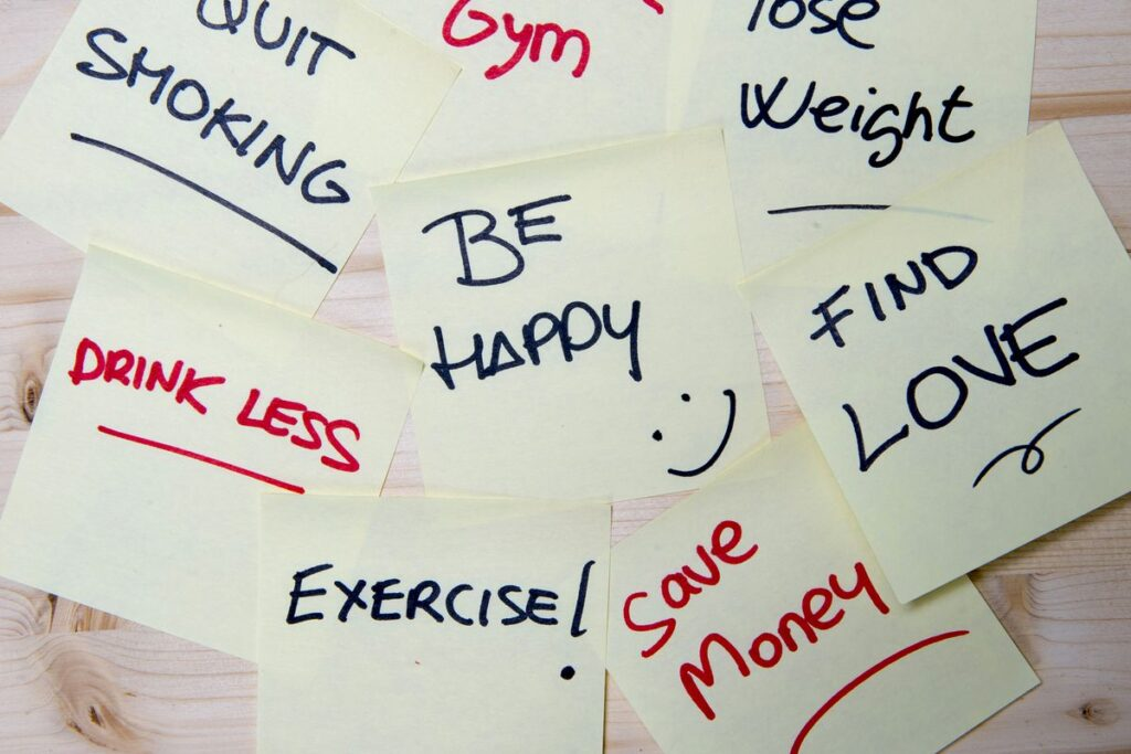 It's Never too Late to Start Your New Year's Resolutions! Here are Some Top, Simple Suggestions…