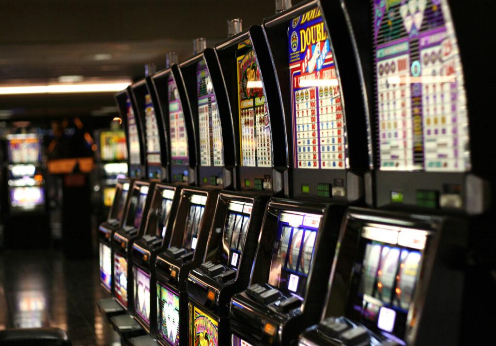 Is Gambling on a Slot Machine Really Random?