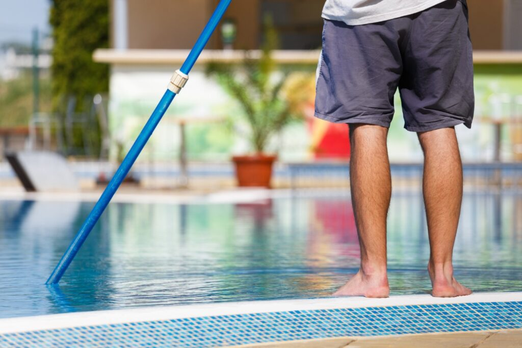 Common Pool Parts and Terminology